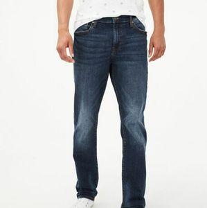 34x34 Mens Aero Slim Straight Jeans New w/tags